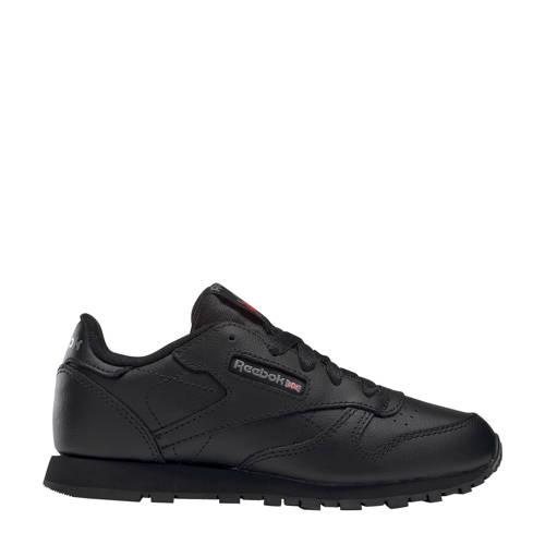 Reebok Classic Leather sneakers zwart