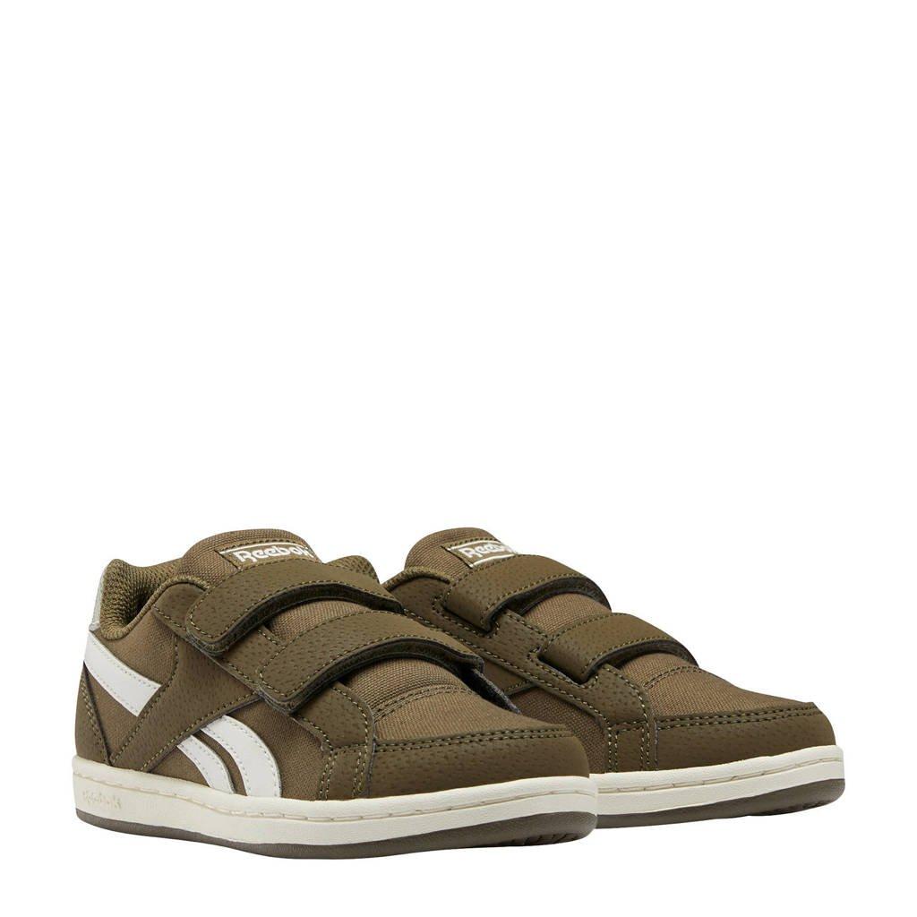 Reebok Royal Prime  sneakers kaki/ecru, Kaki/ecru