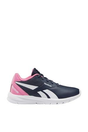Rush Runner 2.0 hardloopschoenen donkerblauw/roze