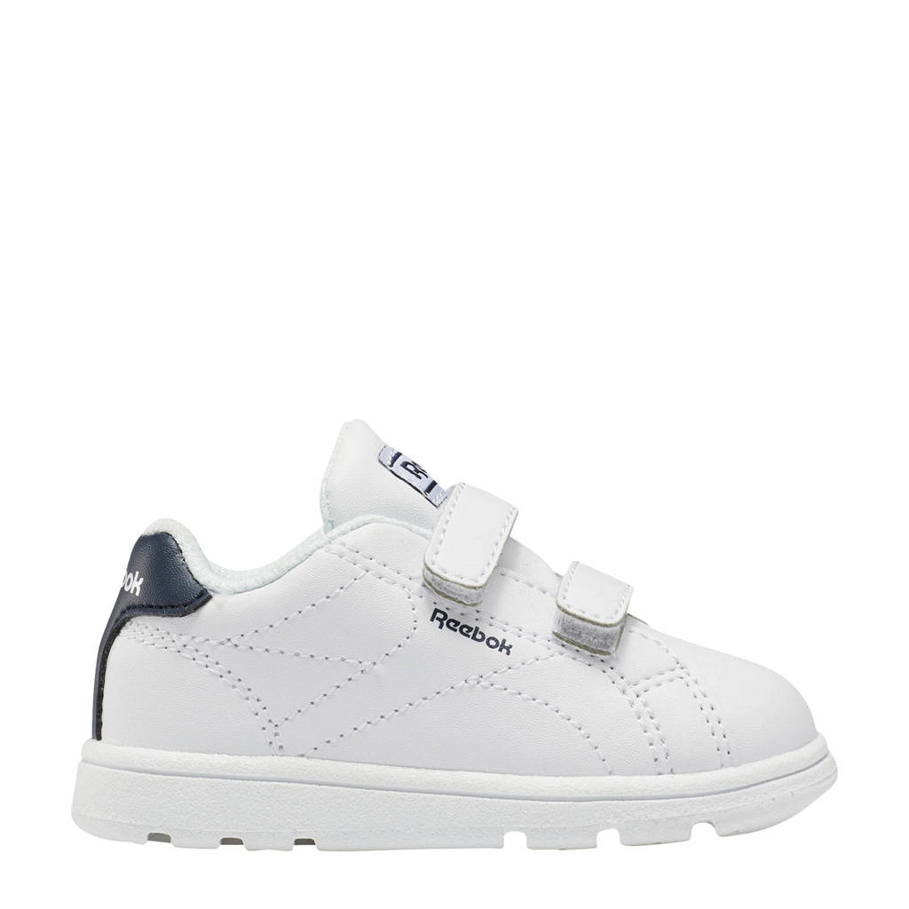 Reebok Classics Royal Complete Clean 2.0 sneakers wit/donkerblauw, wit/donkerbaluw