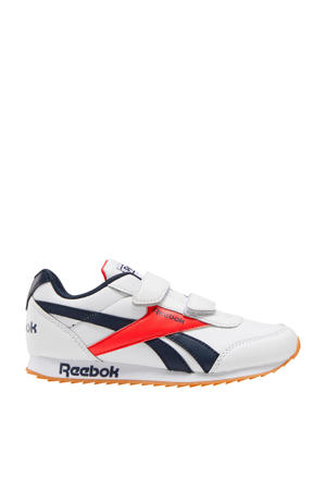 Royal Cljog  sneakers wit/donkerblauw/rood