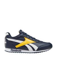 Reebok Classics Royal Classic Jogger 2.0 sneakers donkerblauw/geel, Donkerblauw/geel