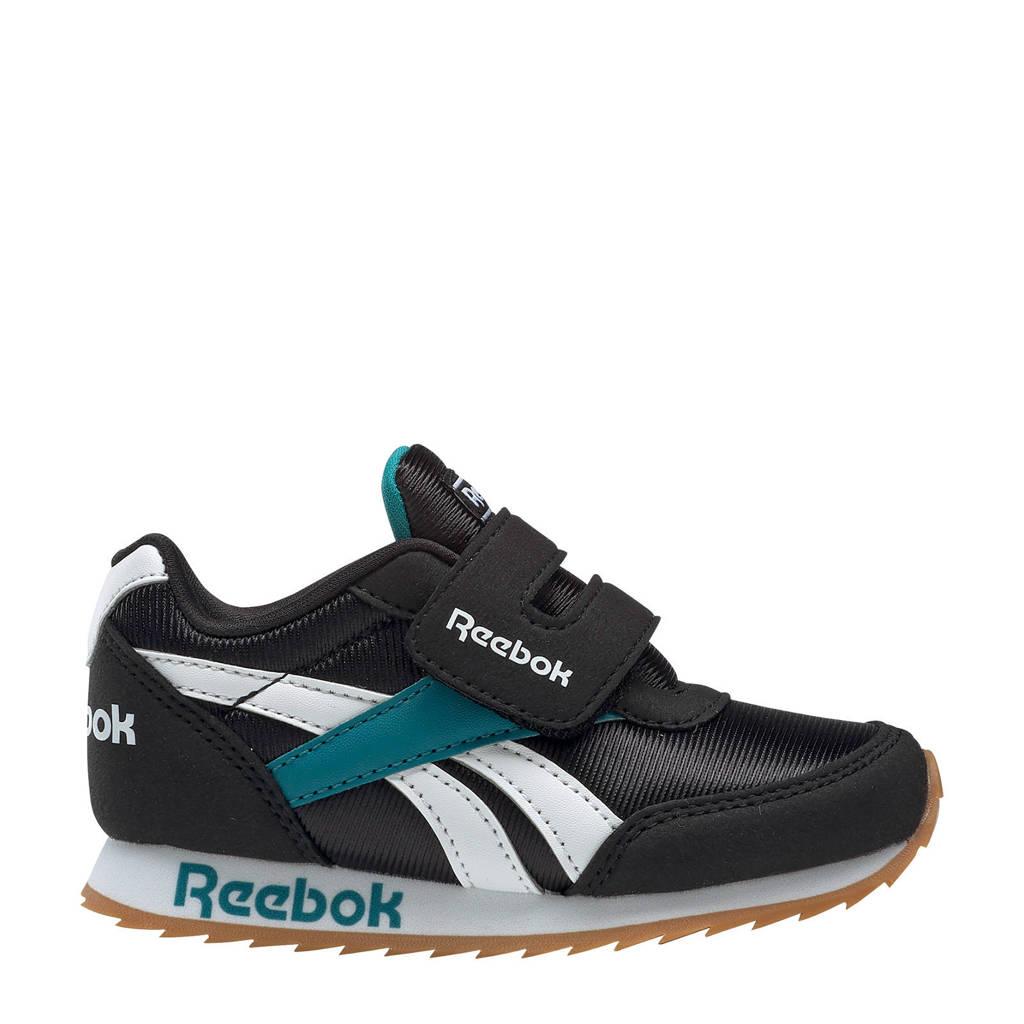 Reebok Classics Royal Classic Jogger 2.0 sneakers zwart/blauw, Zwart/blauw
