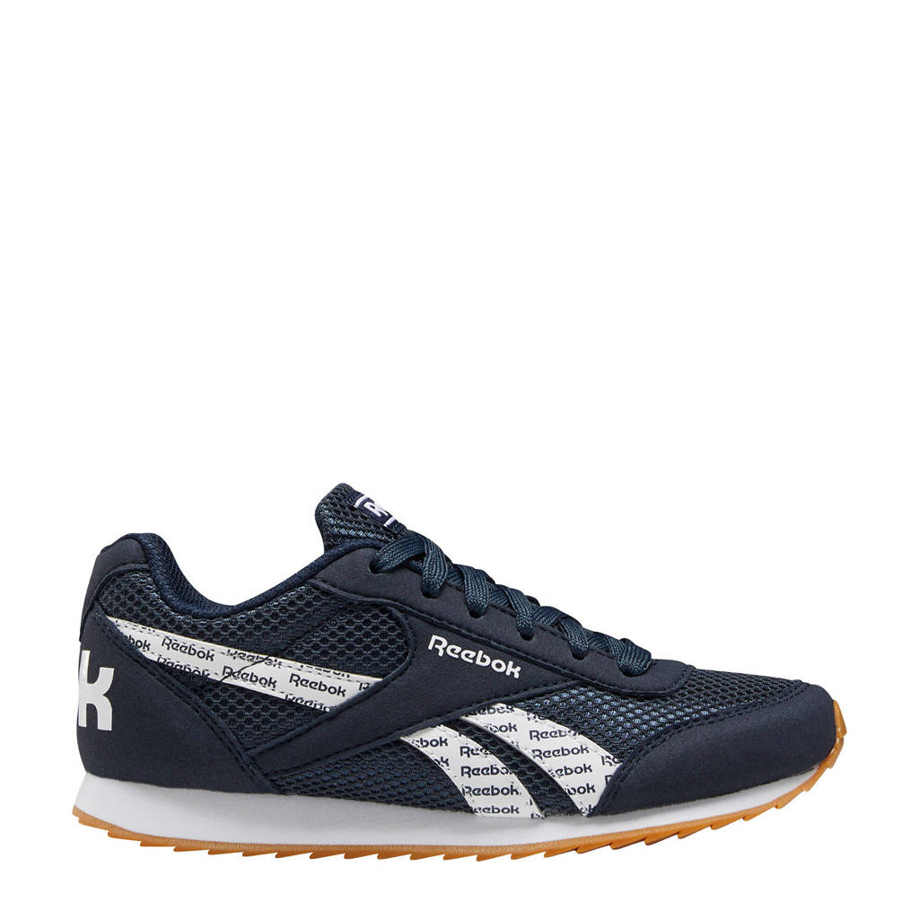 Reebok Classics Royal Classic Jogger 2.0 sneakers donkerblauw/wit, Donkerblauw/wit
