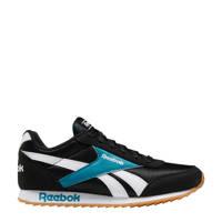 Reebok Classics Royal Classic Jogger 2 sneakers zwart/blauw, Zwart/blauw