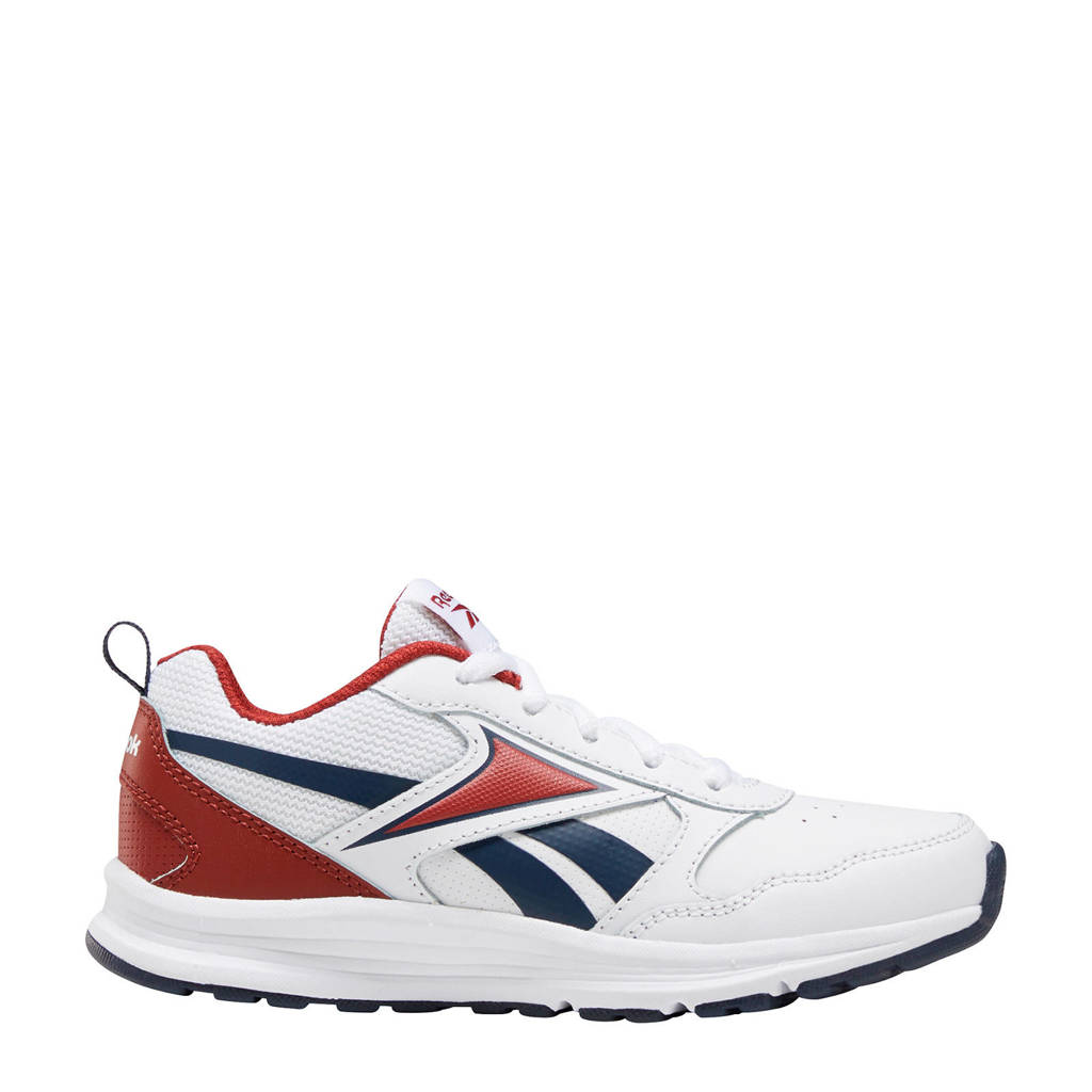 Reebok Training Almotio 5.0  sportschoenen wit/donkerrood/donkerblauw, Wit/donkerrood/donkerblauw