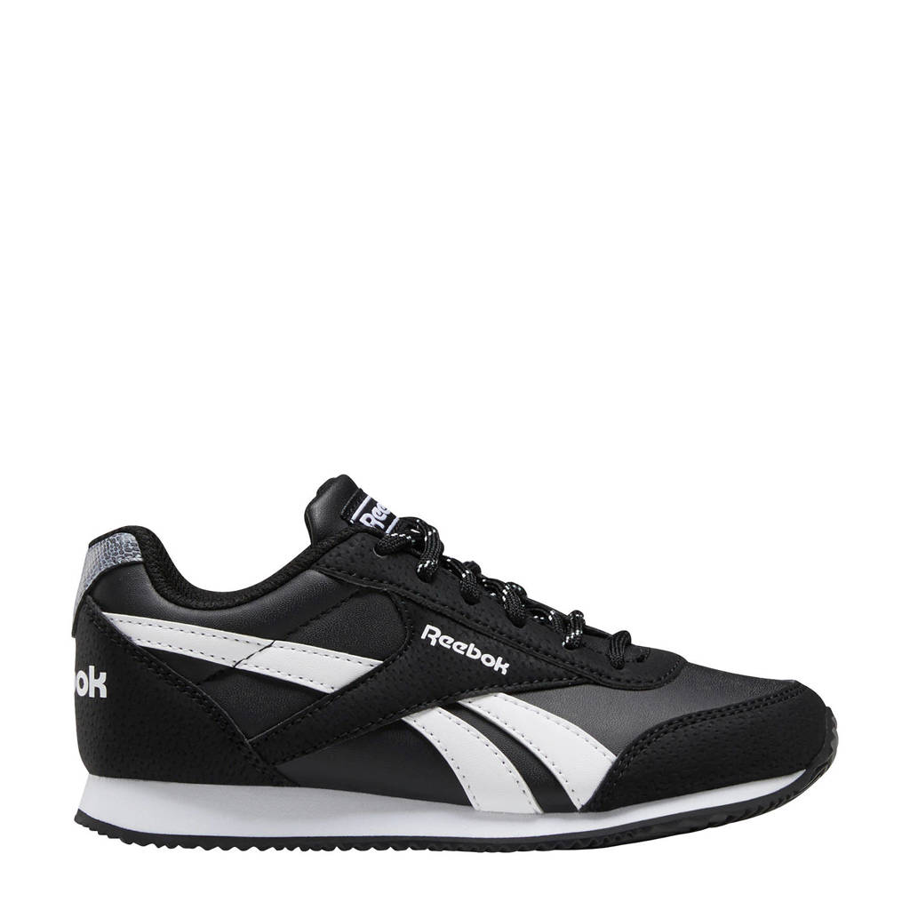 Reebok Classics Royal Cljog  sneakers zwart, Zwart/wit