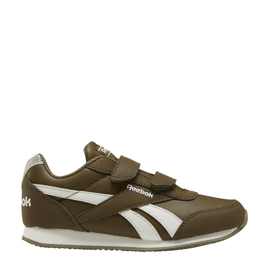 Reebok Classics Royal Classic Jogger 2.0 sneakers groen, Groen/wit