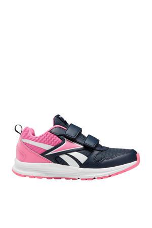 Almotio 5.0  sportschoenen donkerblauw/roze/wit