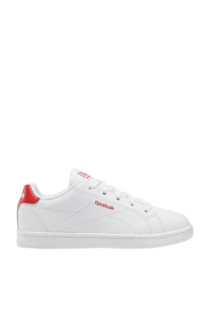 Royal Complete Clean 2.0 sneakers wit/rood