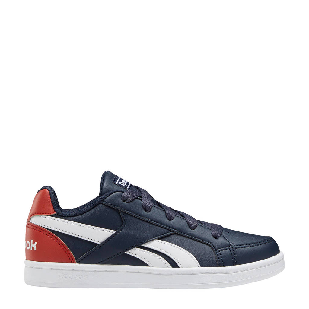Reebok Classics Royal Prime  sneakers donkerblauw/rood, Donkerblauw/rood