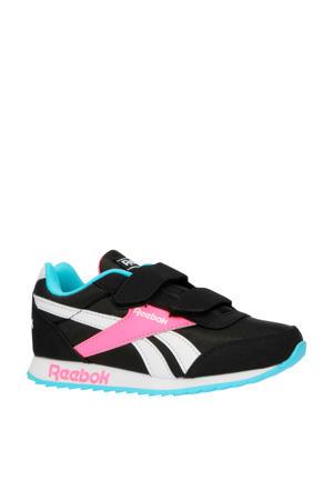 Royal Cljog 2V sneakers zwart/roze