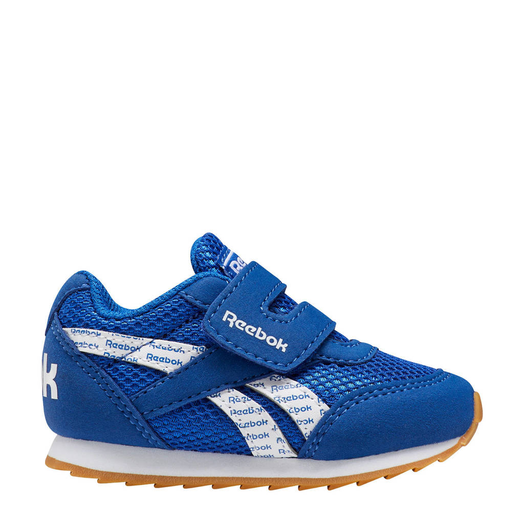 Reebok Classics Royal Classic Jogger 2.0 sneakers kobaltblauw/wit, Kobaltblauw/wit
