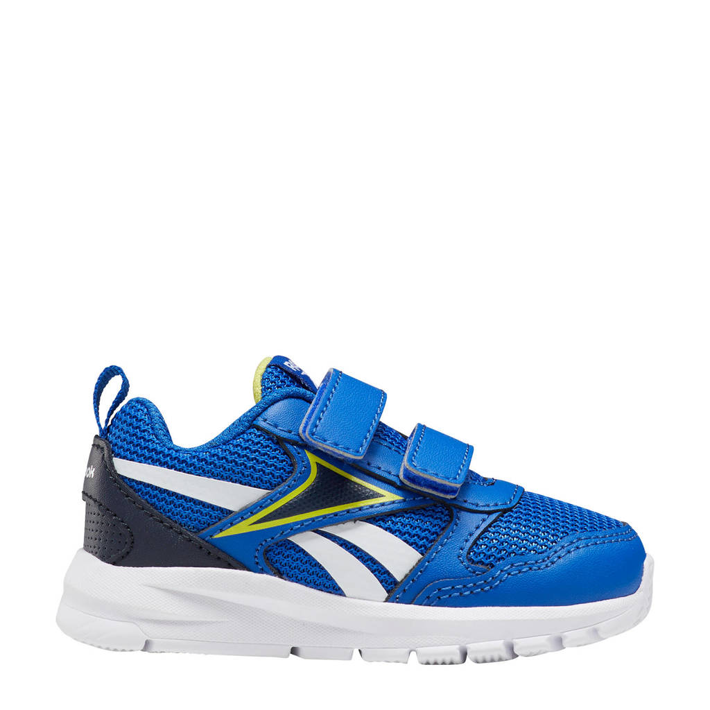 Reebok Training Almotio 5.0  sportschoenen kobaltblauw/donkerblauw/geel, Kobaltblauw/donkerblauw/geel