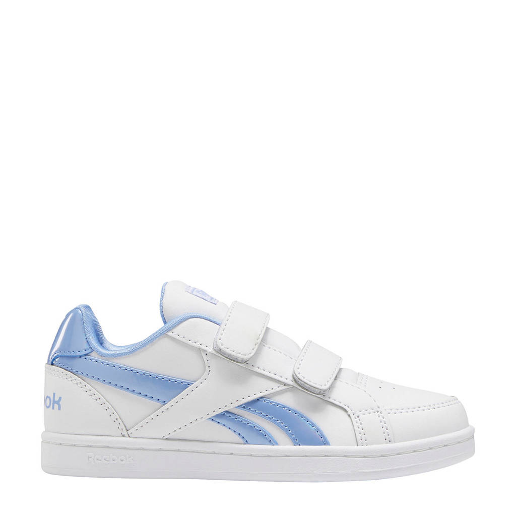 Reebok Classics Royal Prime  sneakers wit/lichtblauw, Wit/lichtblauw
