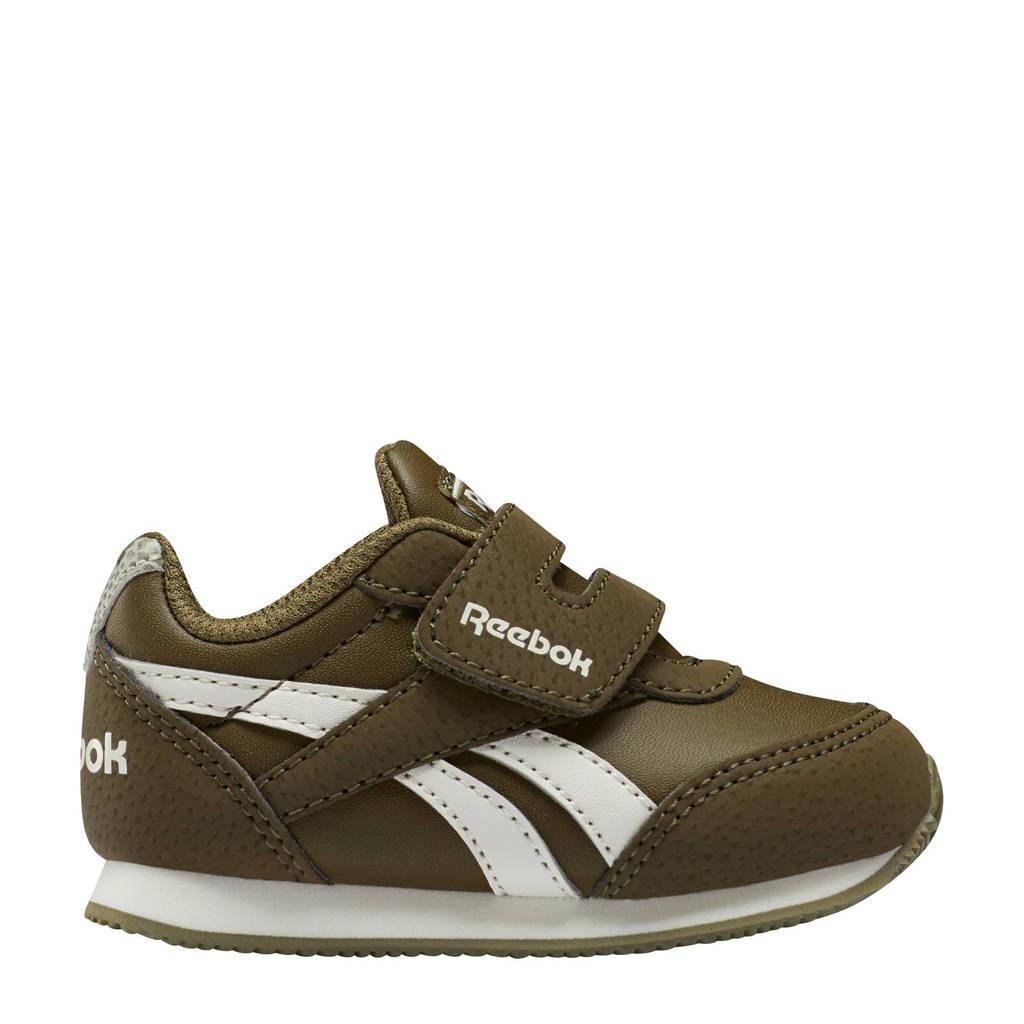 Reebok Classics Royal Cljog  sneakers groen, Groen/wit