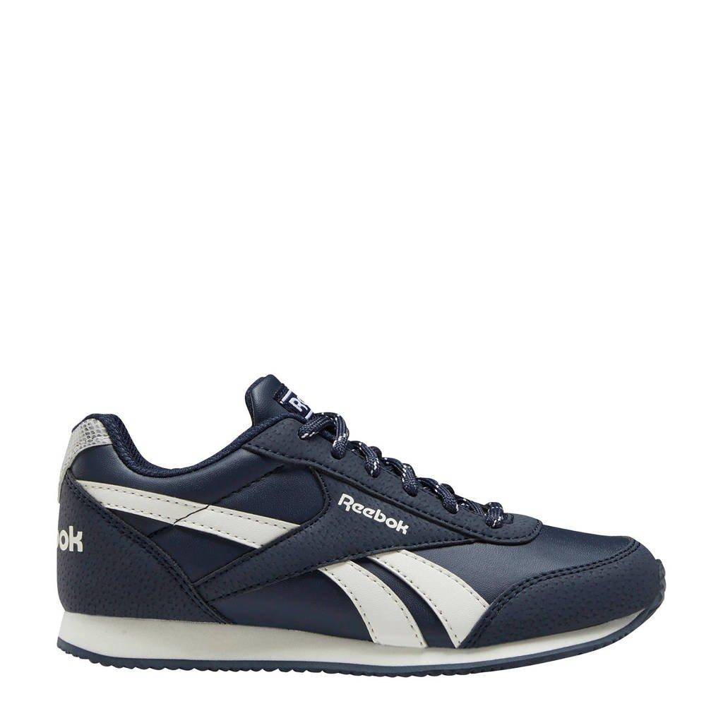 Reebok Royal Cljog  sneakers donkerblauw, Donkerblauw/wit