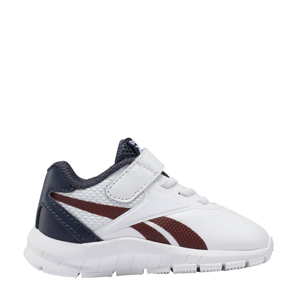 Reebok Training Royal Complete Clean 2.0 sneakers wit/donkerblauw/donkerrood, Wit/donkerblauw/donkerrood