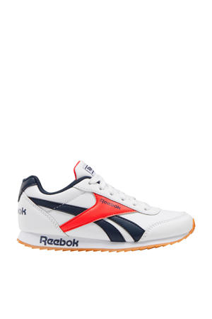 Royal Classic Jogger 2.0 sneakers wit/donkerblauw/rood