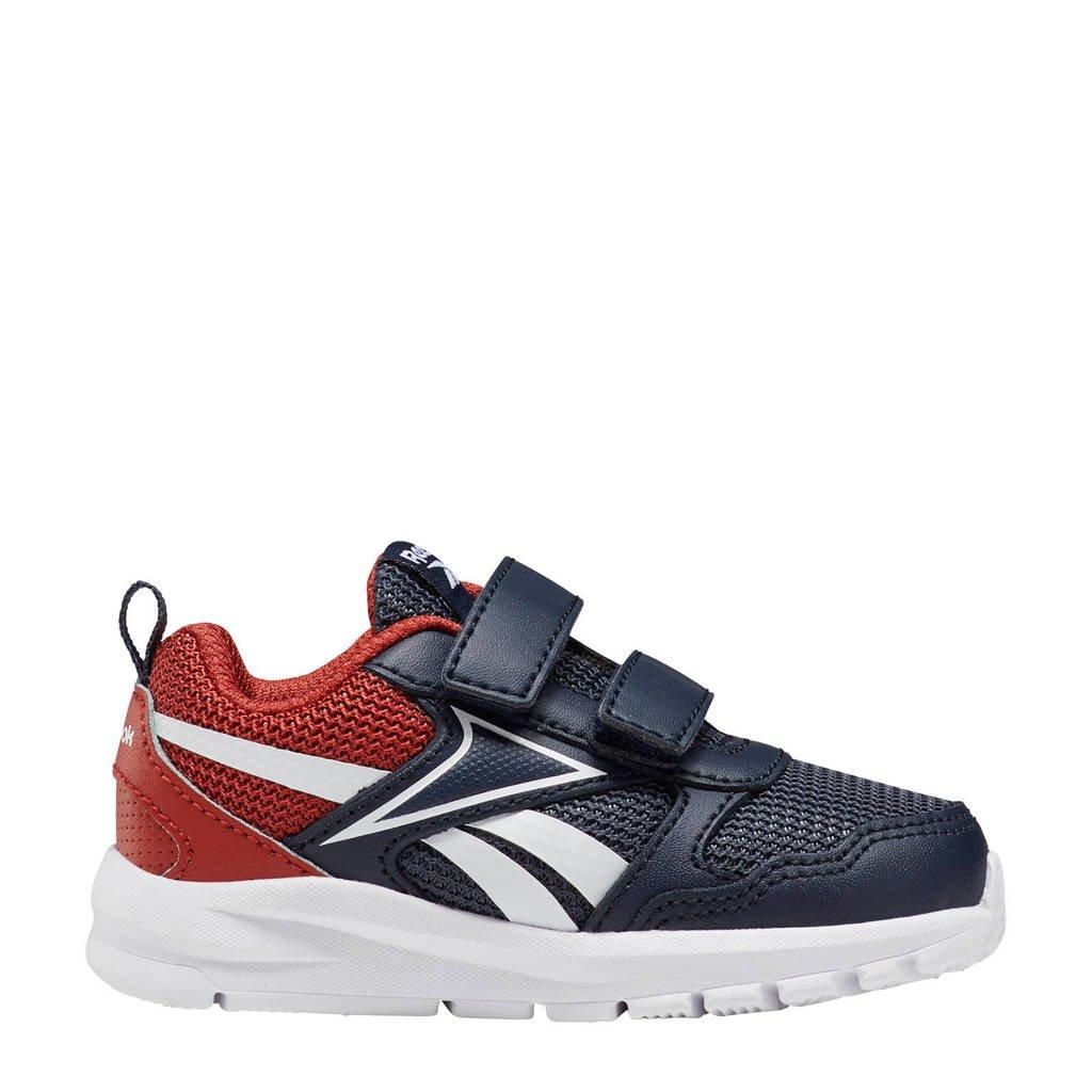 Reebok Training Almotio 5.0  sportschoenen donkerblauw/rood/wit, Donkerblauw/rood/wit
