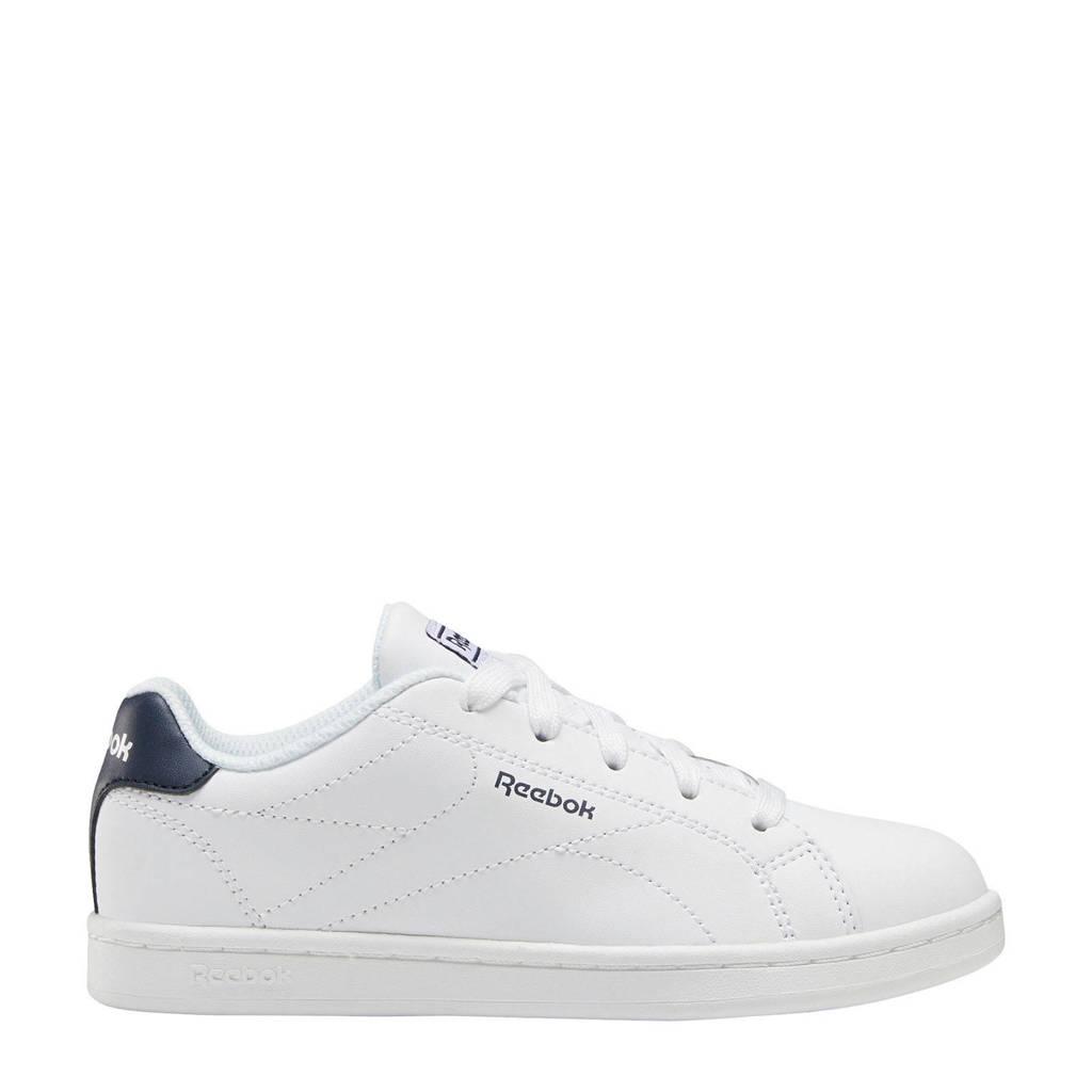 Reebok Classics Royal Complete  sneakers wit/donkerblauw, Imitatieleer/voering: mesh/voetbed: EVA
