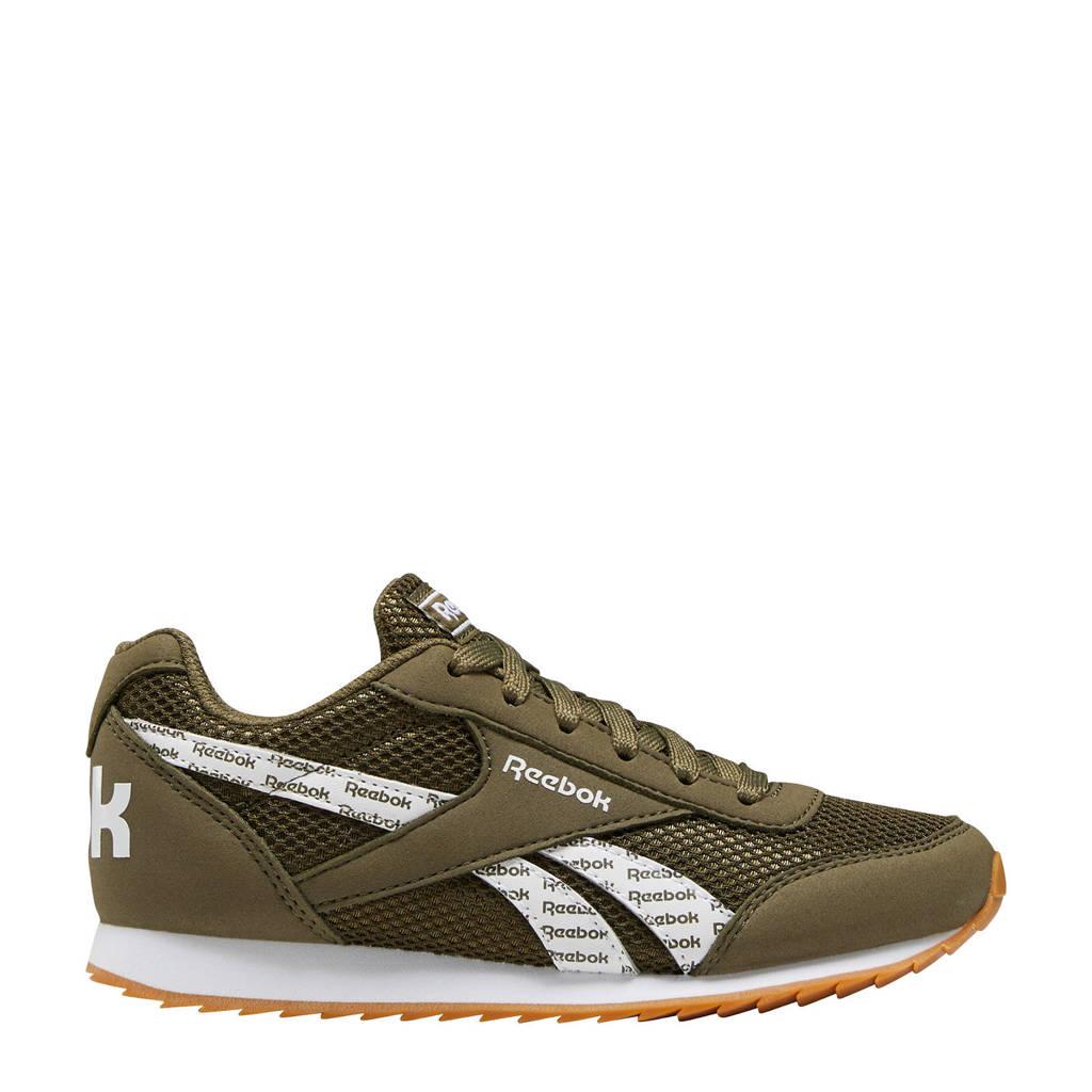 Reebok Classics Royal Classic Jogger 2.0 sneakers kaki/ecru, Kaki/ecru