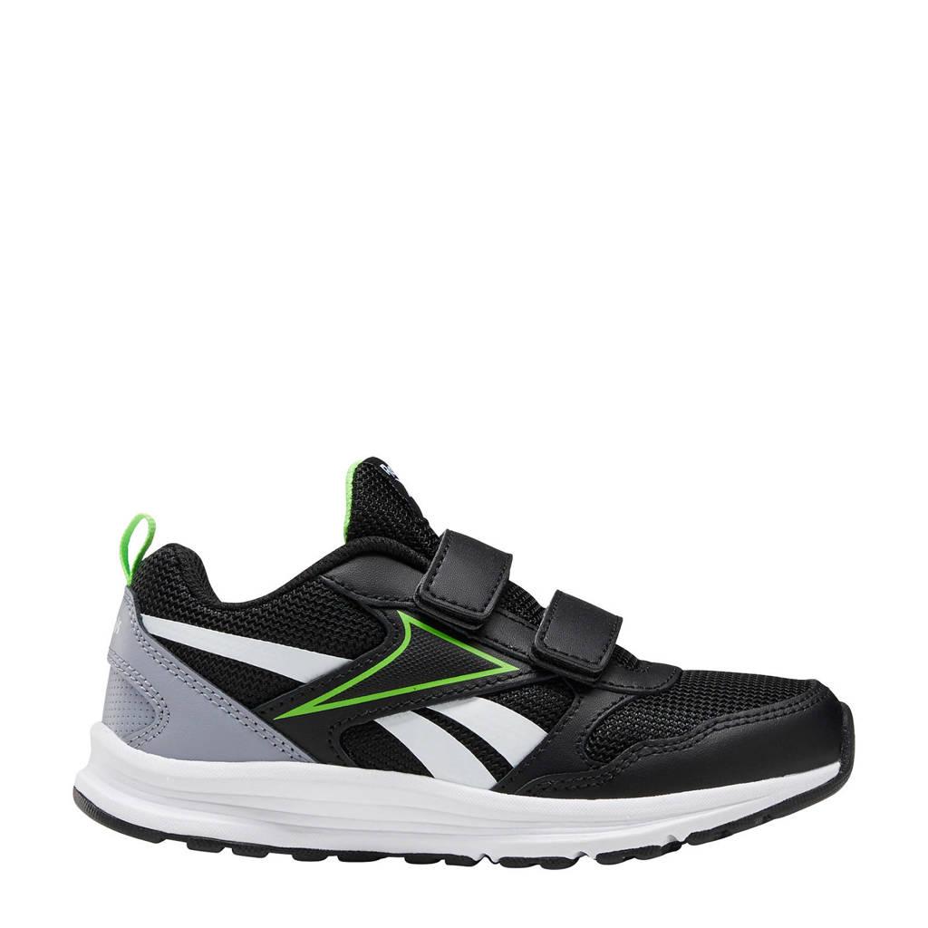Reebok Training Almotio 5.0  sportschoenen zwart/grijs/geel, Zwart/grijs/geel