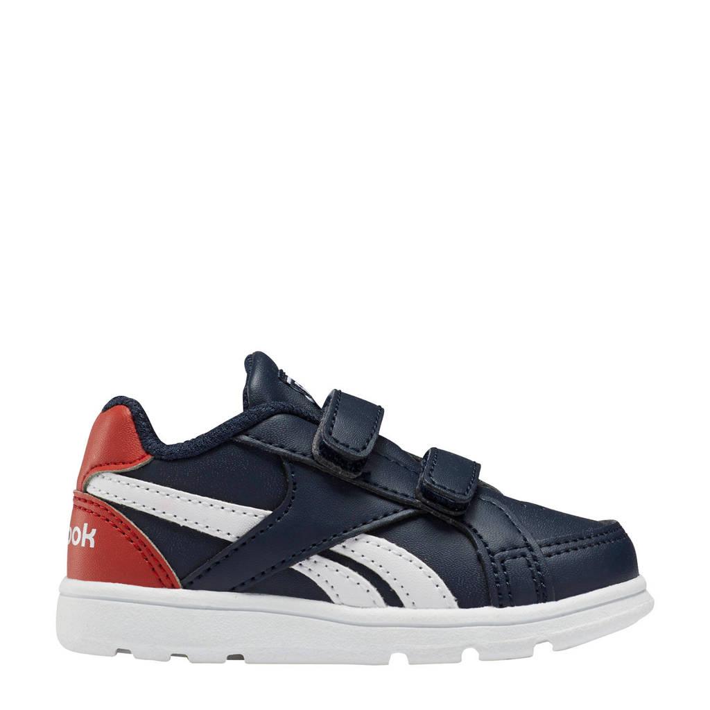 Reebok Classics Royal Prime Alt sneakers donkerblauw/rood, Donkerblauw/rood