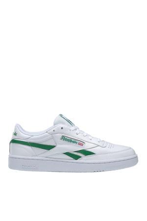 Club C Revenge MU sneakers wit/groen