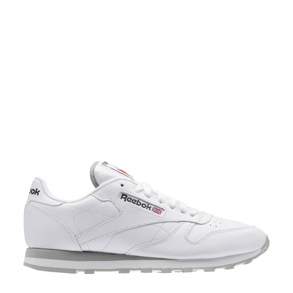 Reebok Classic Leather  sneakers wit, Wit