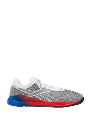 Nano 9.0 sportschoenen grijs/blauw/rood