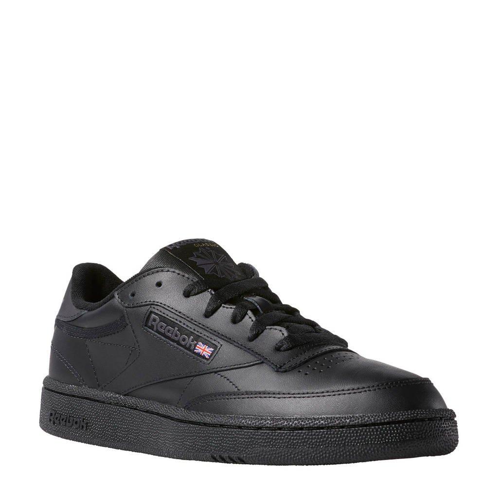 Reebok Classics Club C 85  sneakers zwart, Zwart