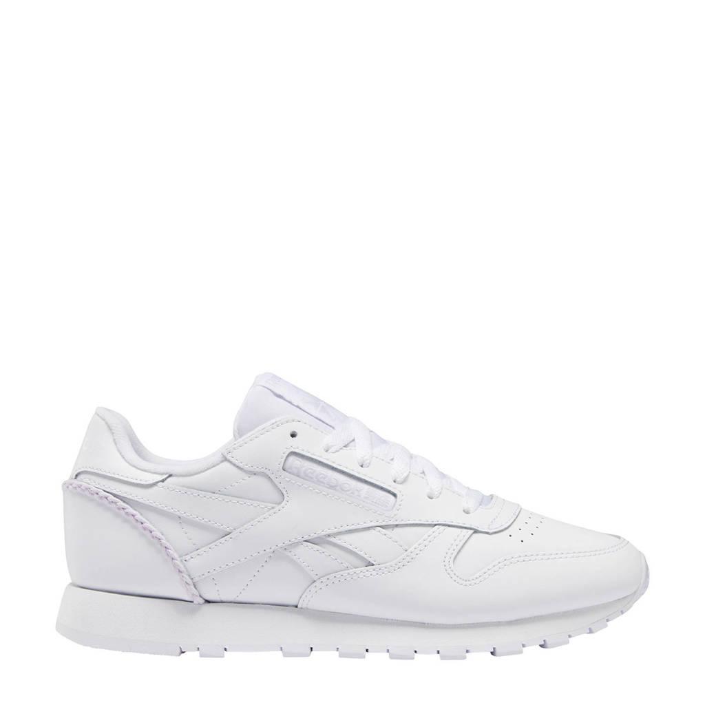 Reebok Classics Classic  leren sneakers wit, Wit