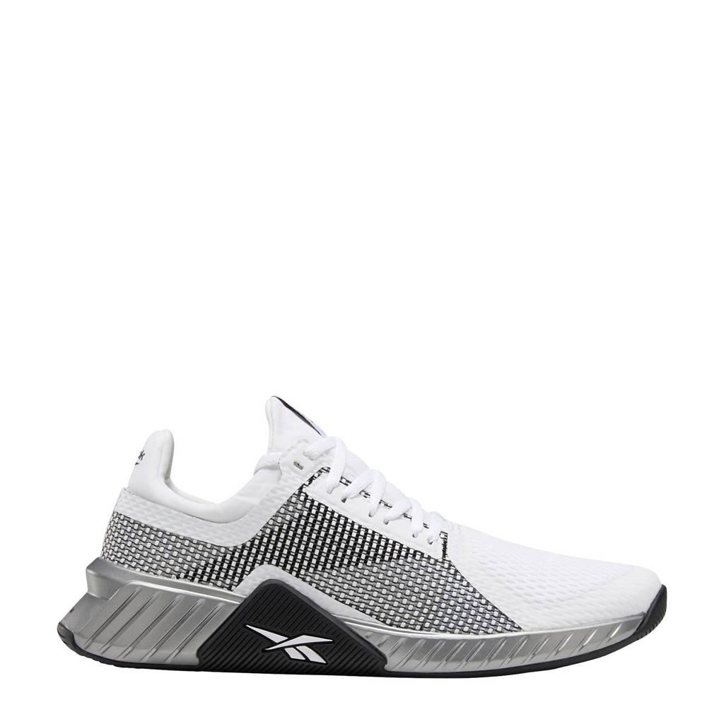 Reebok Training Flashfilm Trainer  sportschoenen wit/zwart, Wit/zwart