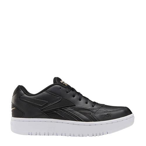 Reebok Classics Court Double Mix leren sneakers zw