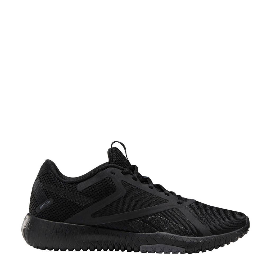 Reebok Training Flexagon Force 2.0  sportschoenen zwart, Zwart