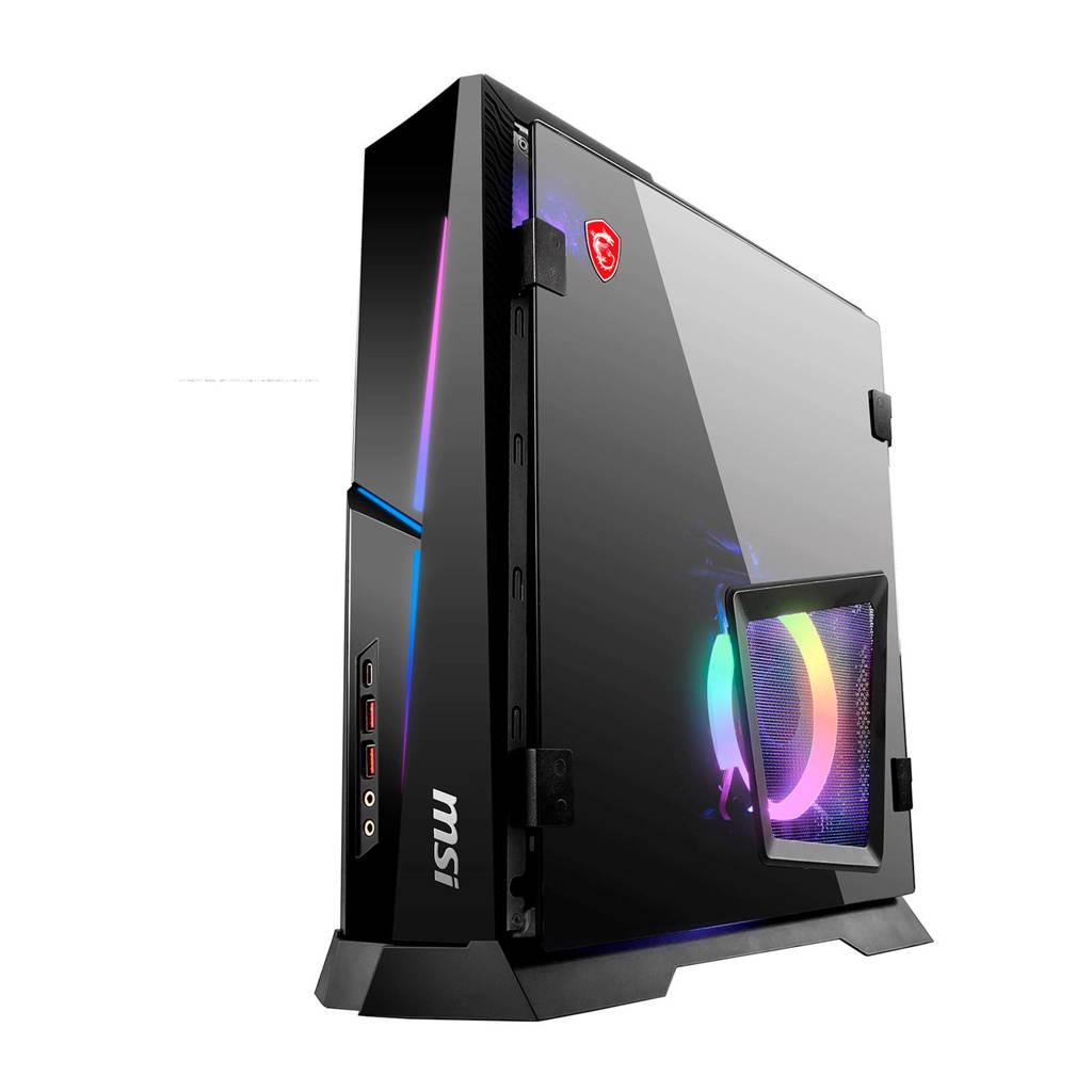 MSI TRIDENT X PLUS 9SF-600MYS gaming desktop, Zwart