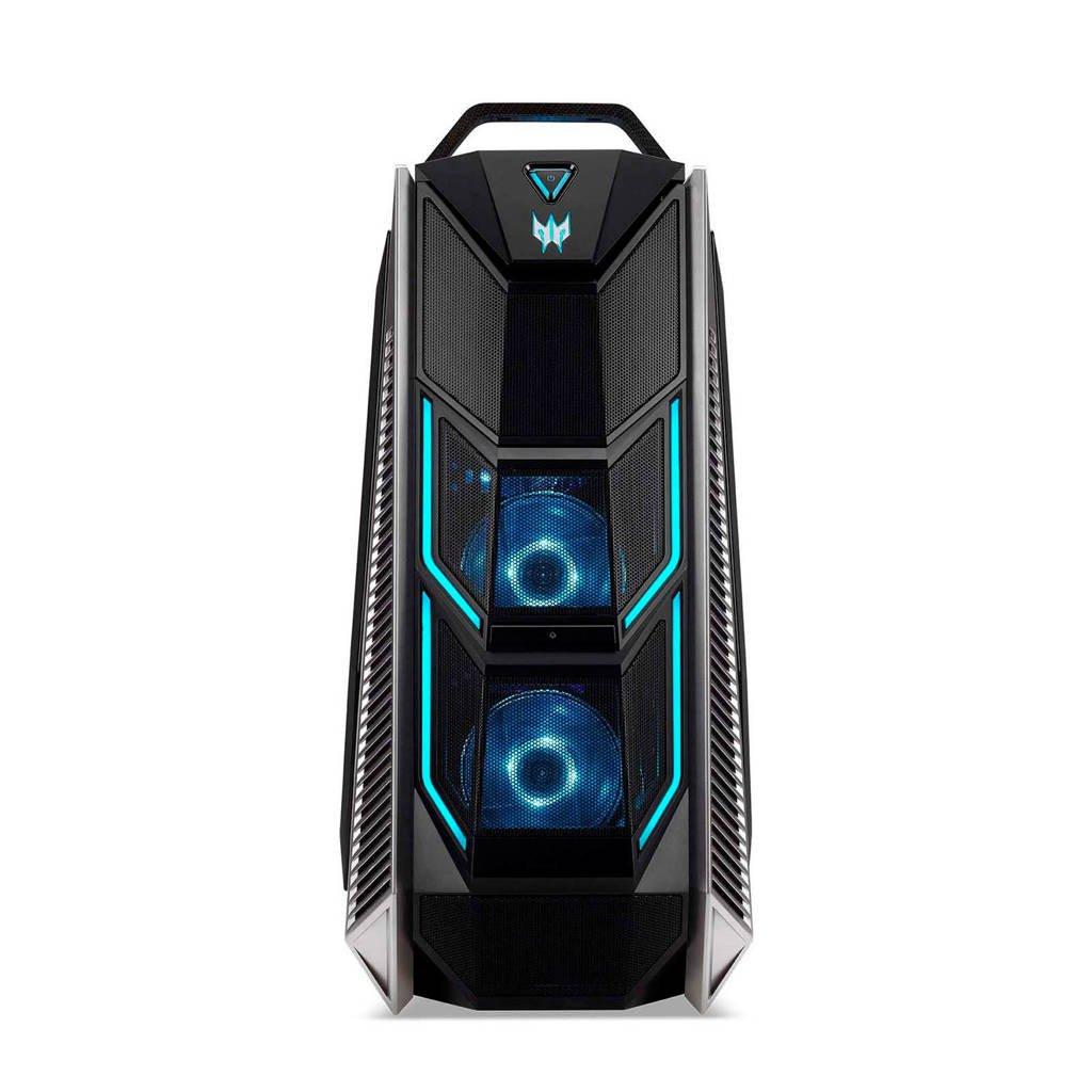 Acer PREDATOR ORION 9000-600 (I9K2070S) gaming desktop, Zwart