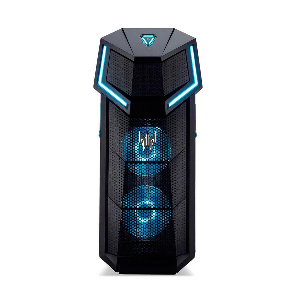 Acer PREDATOR ORION 5000 610 I9207-S game pc, Zwart