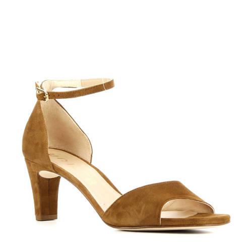 Unisa Midas su??de sandalettes bruin