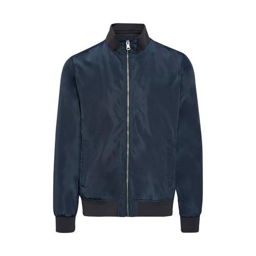 Matinique zomerjas donkerblauw