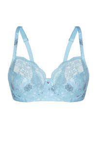 Sassa Mode beugelbh Bloomy Passion lichtblauw, Lichtblauw
