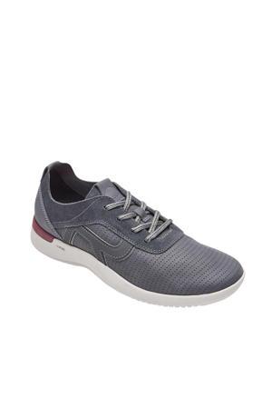 truFlex Fly  leren sneakers grijs