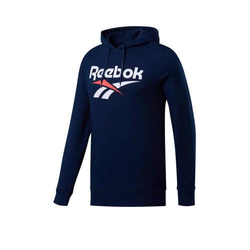 Reebok Classics hoodie donkerblauw