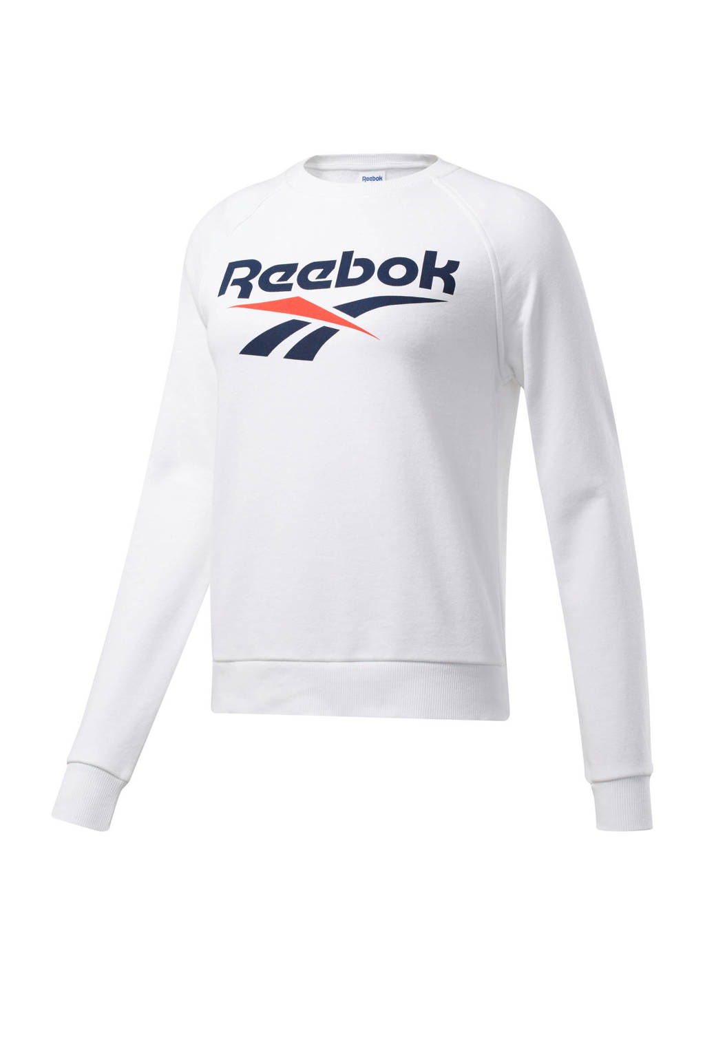 Reebok Classics sweater wit, Wit, Dames