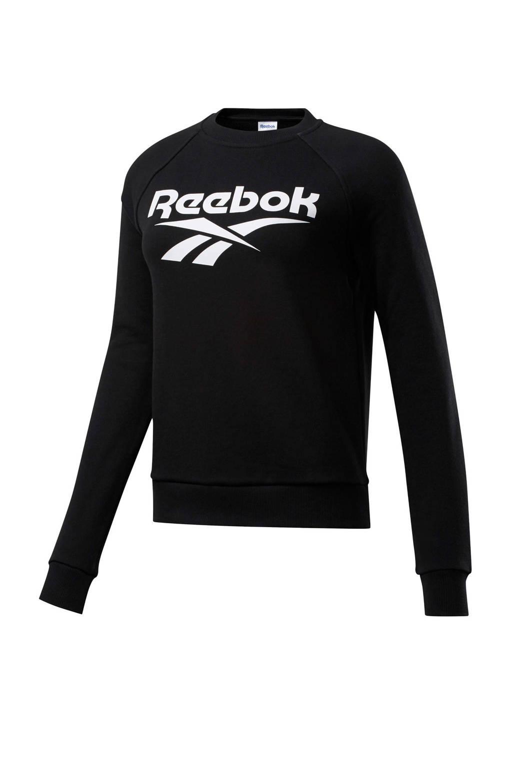 Reebok Classics sweater zwart, Zwart