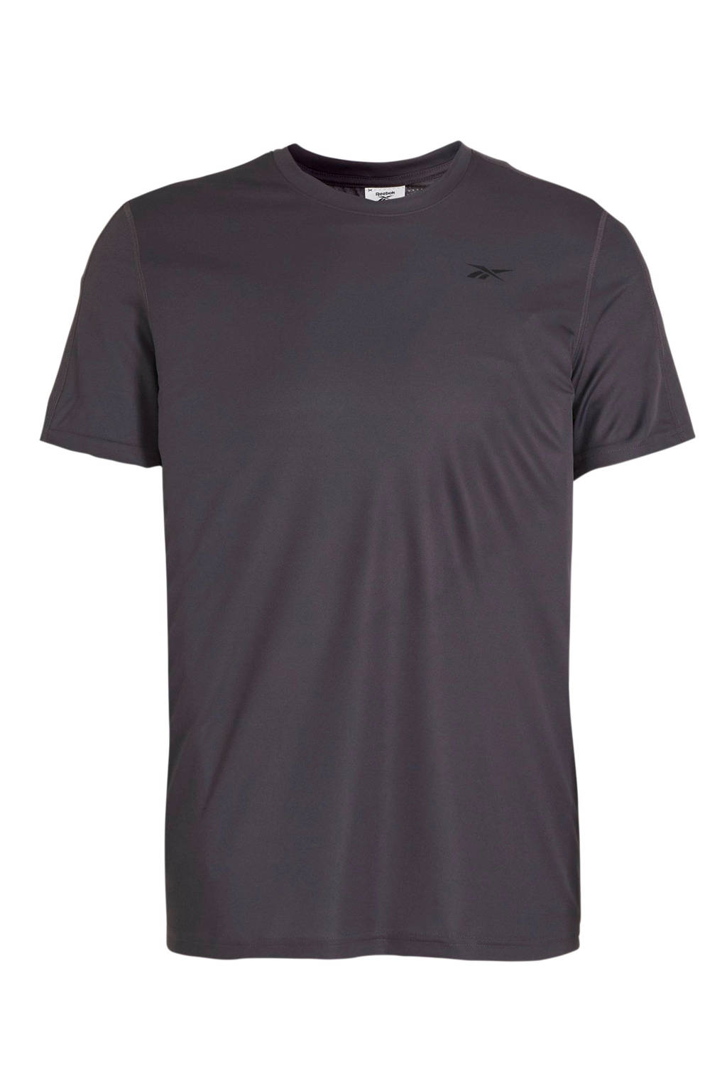 Reebok Training   sport T-shirt grijs, Grijs
