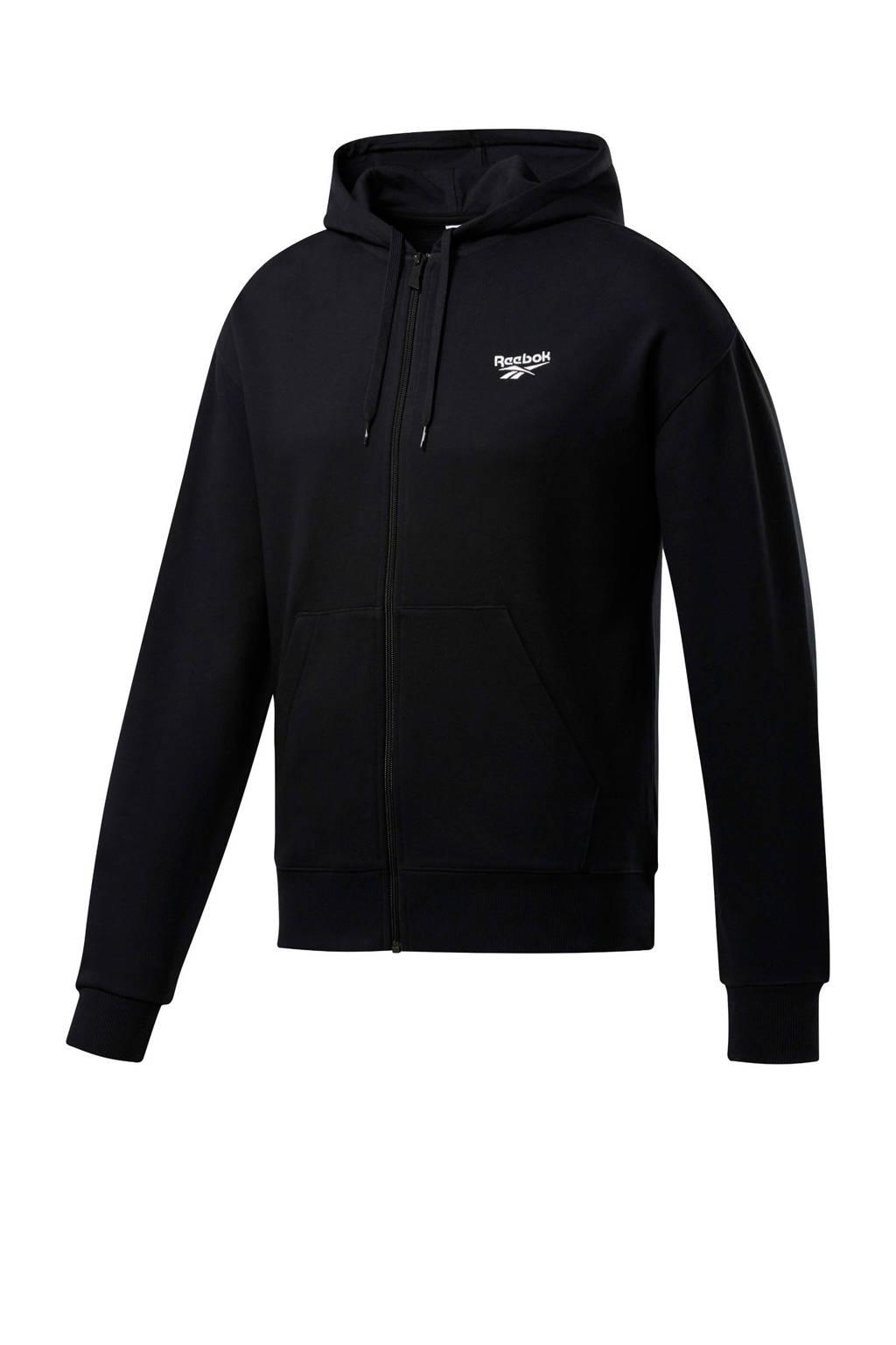 Reebok Classics   vest zwart, Zwart
