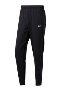 Reebok Training   sportbroek zwart, Zwart