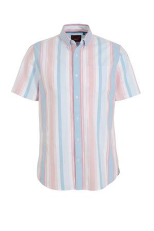 regular fit overhemd multi